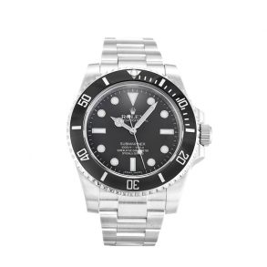 Mens Replica Submariner 114060 Black Watch